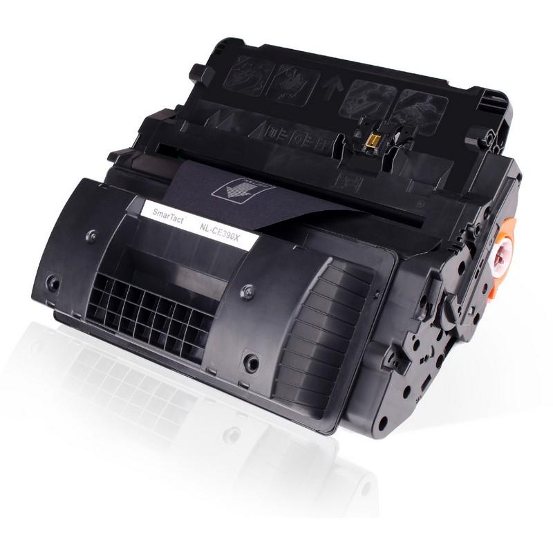 HP CE390X Black Toner Cartridge-HP 90X