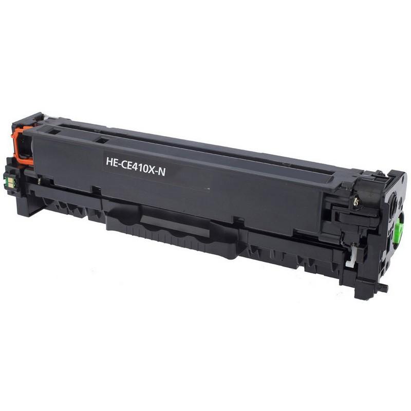 HP CE410X Black Toner Cartridge-HP 305X