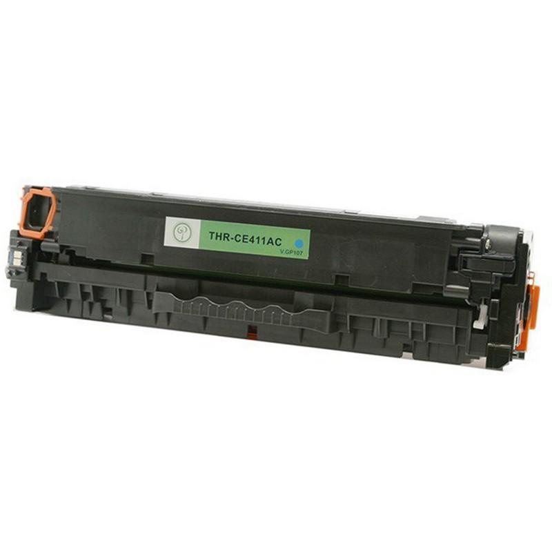 HP CE411A Cyan Toner Cartridge-HP 305A