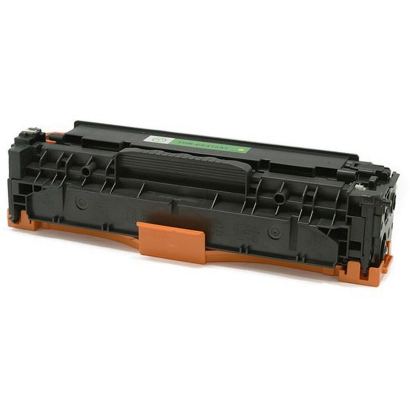 HP CE412A Yellow Toner Cartridge-HP 305A