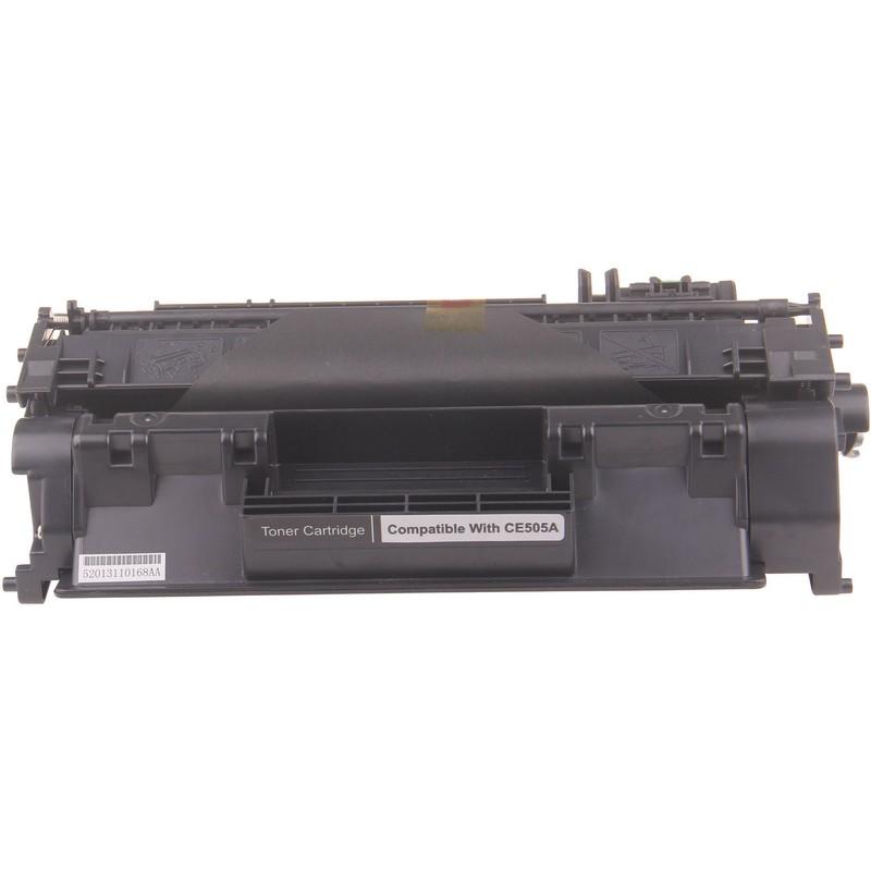 HP CE505A Black Toner Cartridge