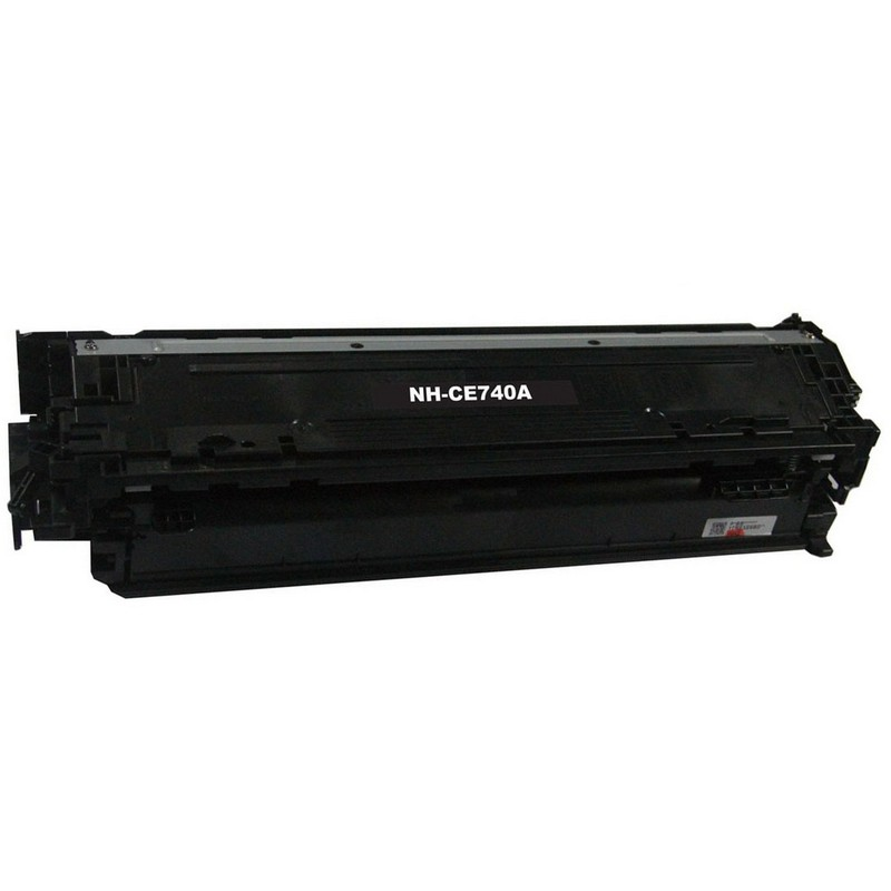 HP CE740A Black Toner Cartridge-HP 307A