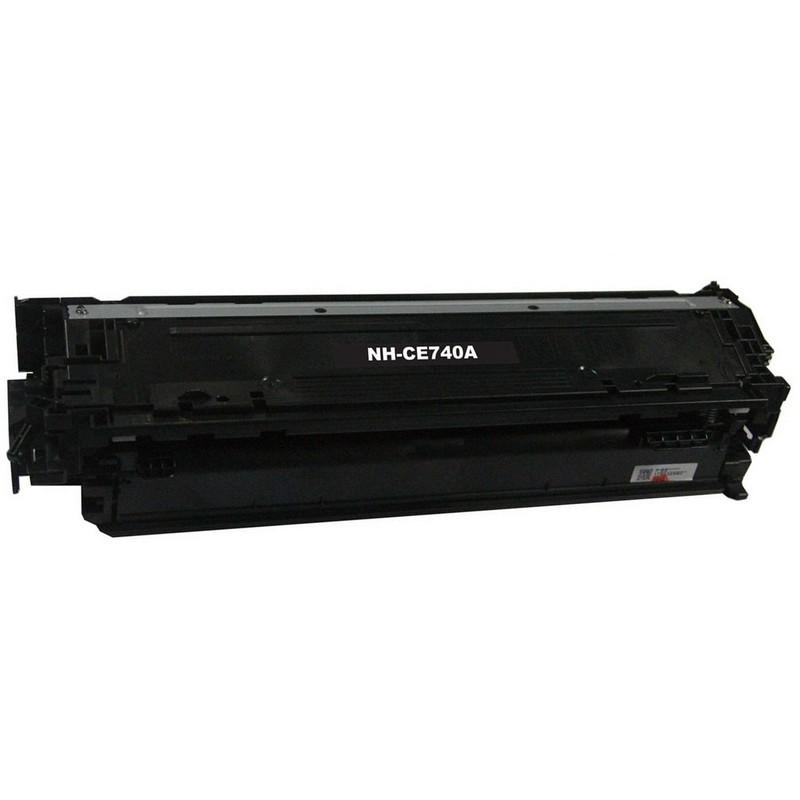 HP CE740A Black Toner Cartridge-HP 307A