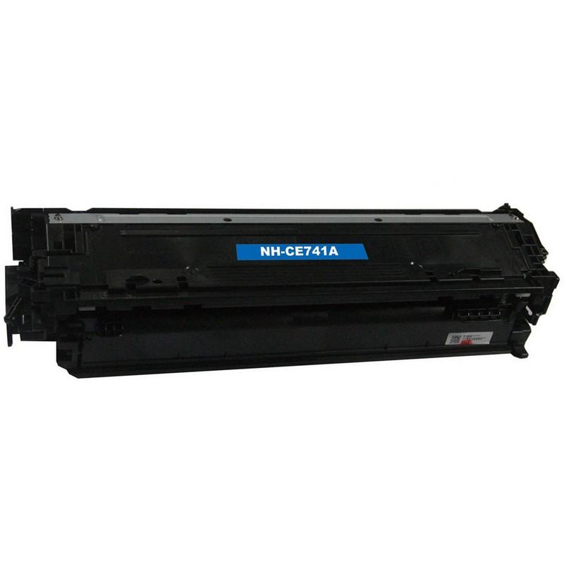 HP CE741A Cyan Toner Cartridge
