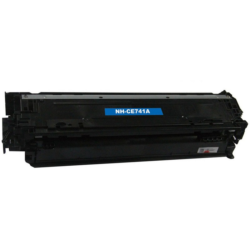 Cheap HP CE741A Cyan Toner Cartridge