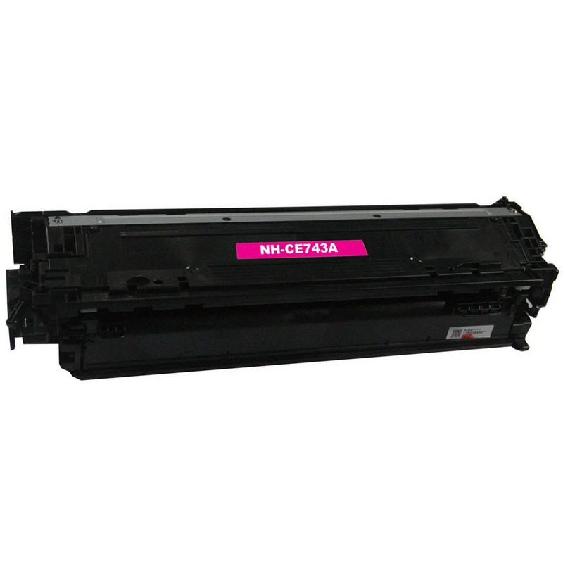 HP CE743A Magenta Toner Cartridge