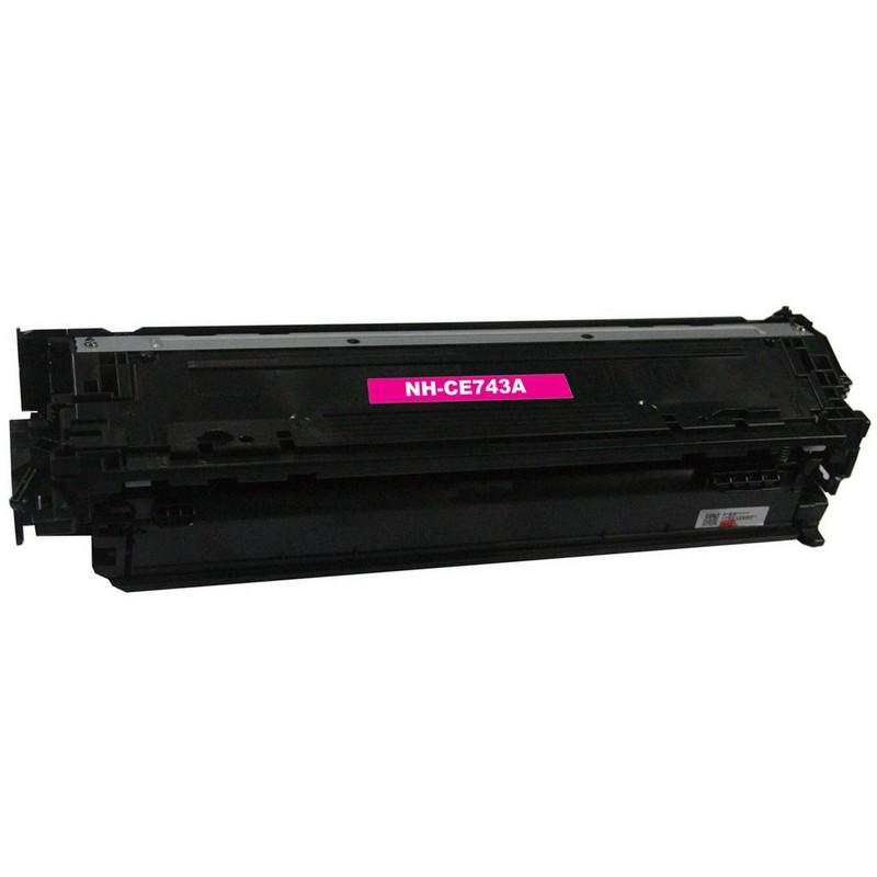 HP CE743A Magenta Toner Cartridge