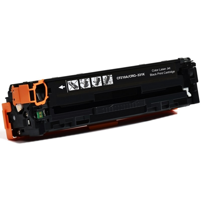 HP CF210A Black Toner Cartridge-HP 131A