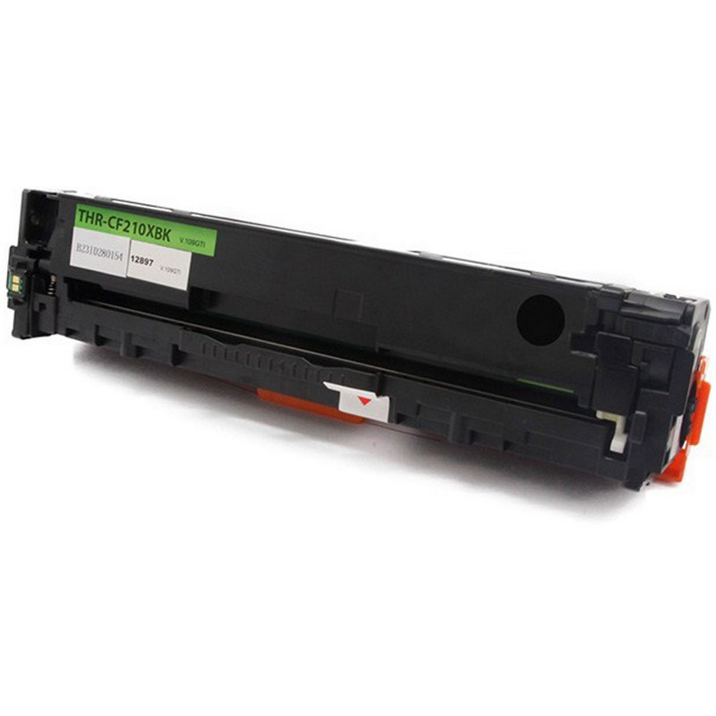 HP CF210X Black Toner Cartridge-HP 131X