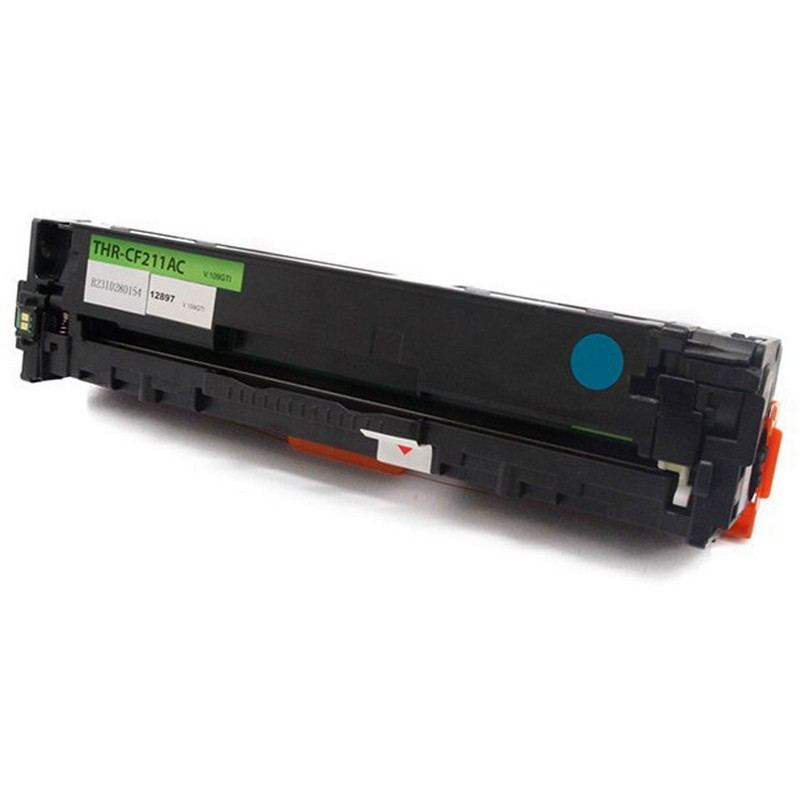 HP CF211A Cyan Toner Cartridge-HP 131A