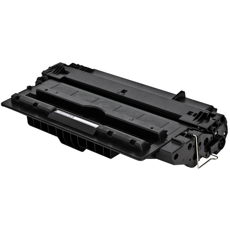 HP CF214A Black Toner Cartridge-HP 14A