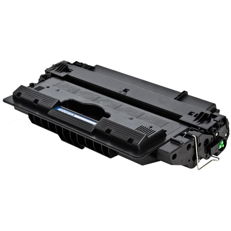 HP CF214X Black Toner Cartridge-HP 14X