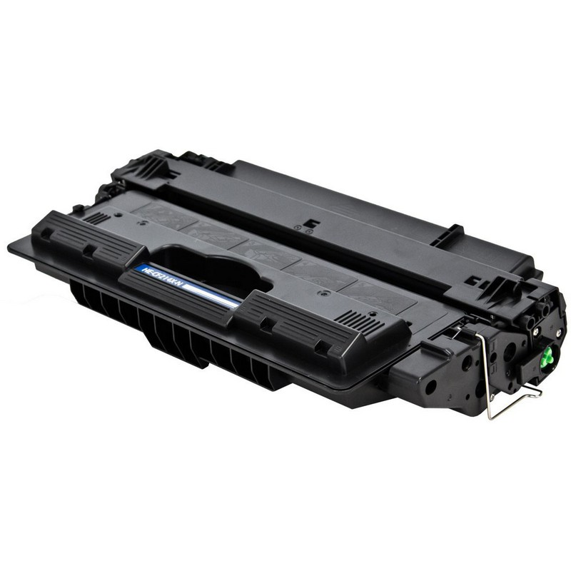 HP CF214X Black Toner Cartridge-HP 14X