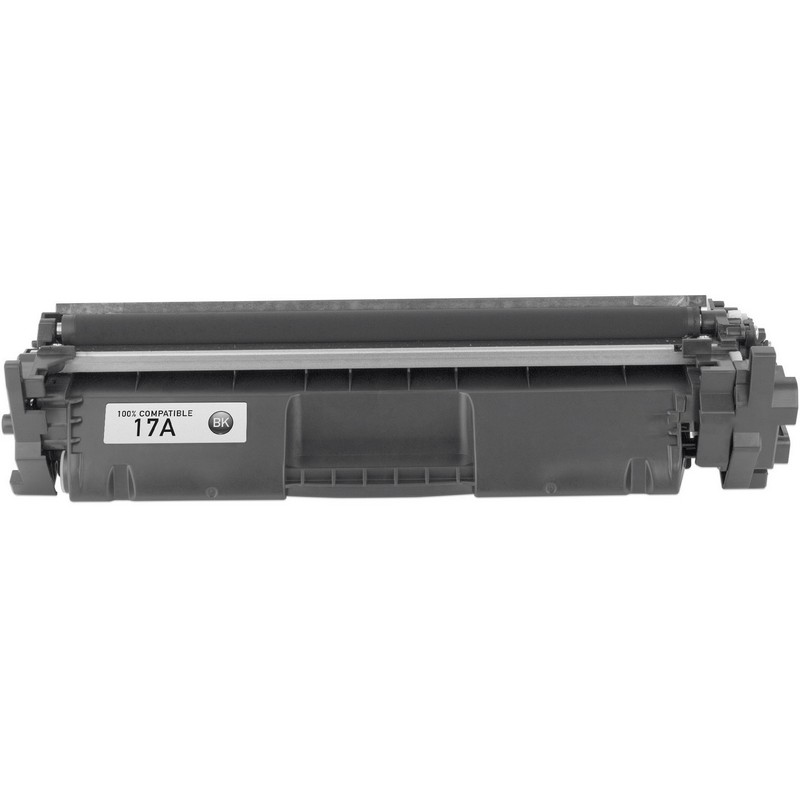HP CF217A Black Toner Cartridge-HP 17A