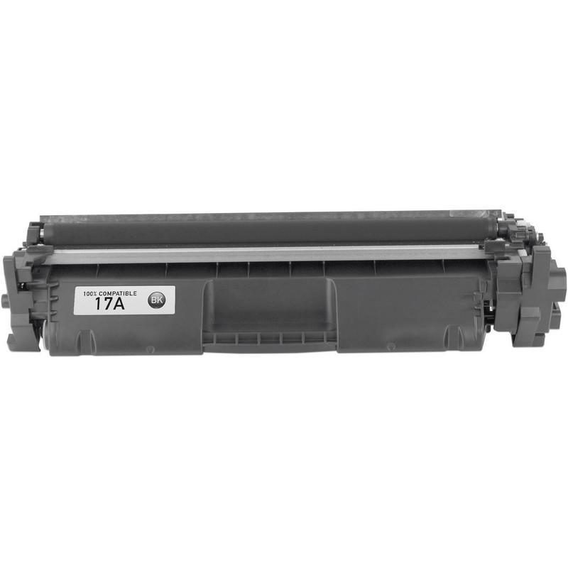HP CF217A Black Toner Cartridge-HP 17A