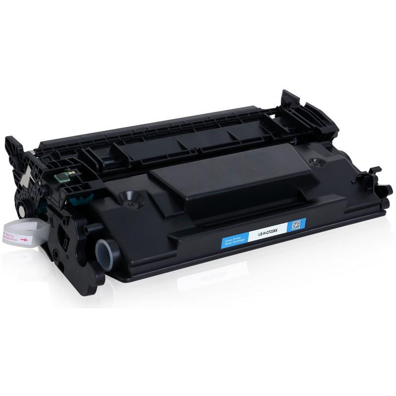 HP CF226X Black Toner Cartridge-HP 26X