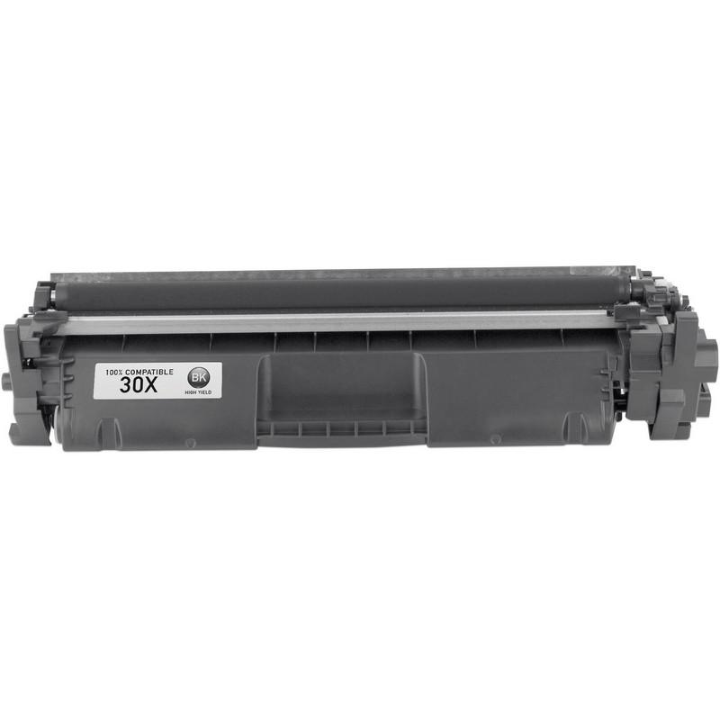 HP CF230X Black Toner Cartridge-HP 30X