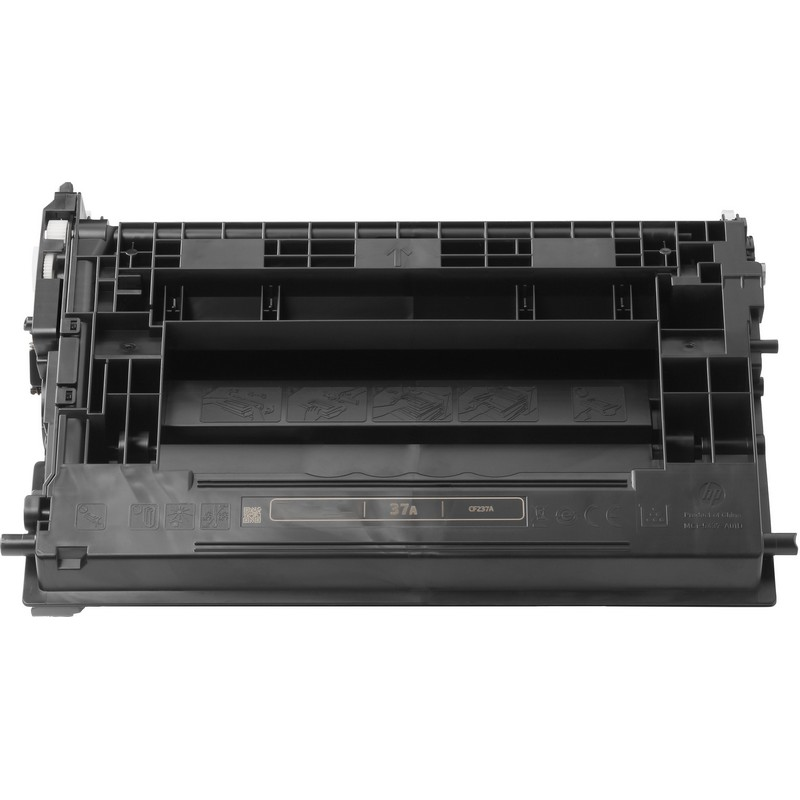 HP CF237A Black Toner Cartridge-HP 37A