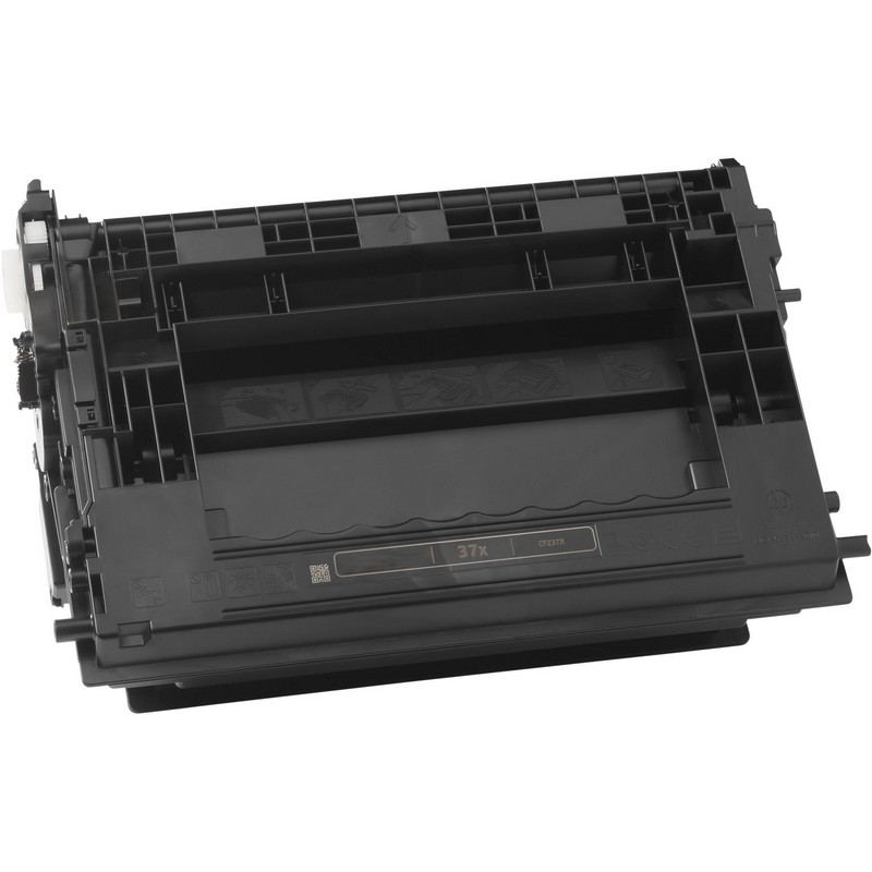 HP CF237X Black Toner Cartridge-HP 37X