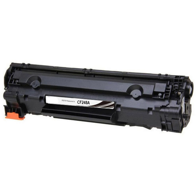 HP CF248A Black Toner Cartridge-HP 48A