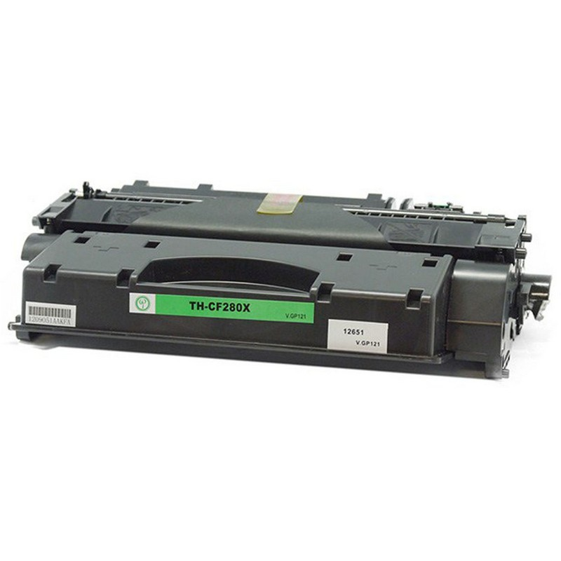 HP CF280X Black Toner Cartridge