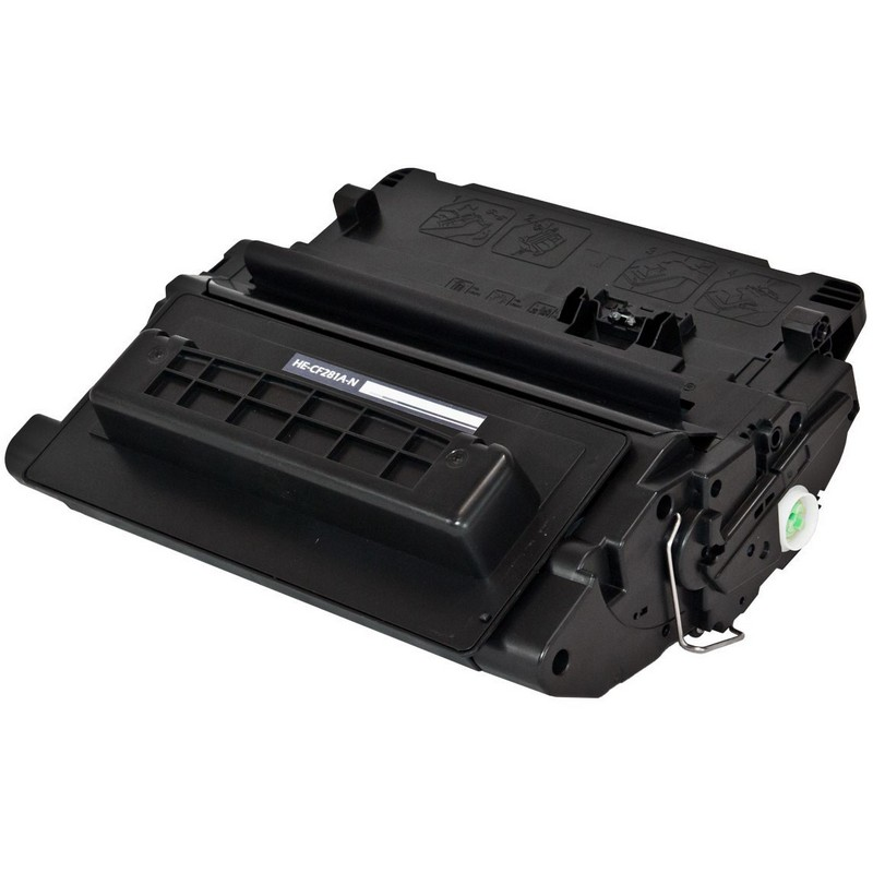 HP CF281A Black Toner Cartridge-HP 81A
