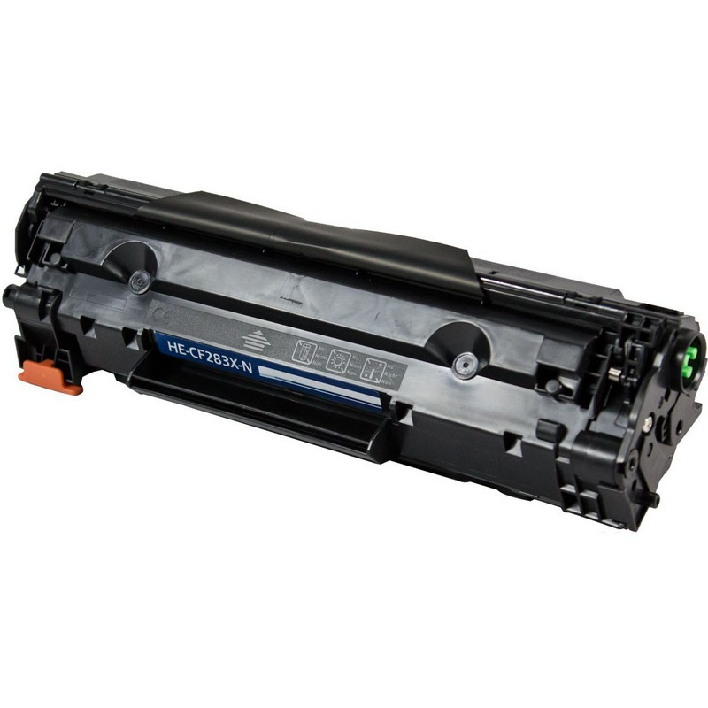 HP CF283X Black Toner Cartridge