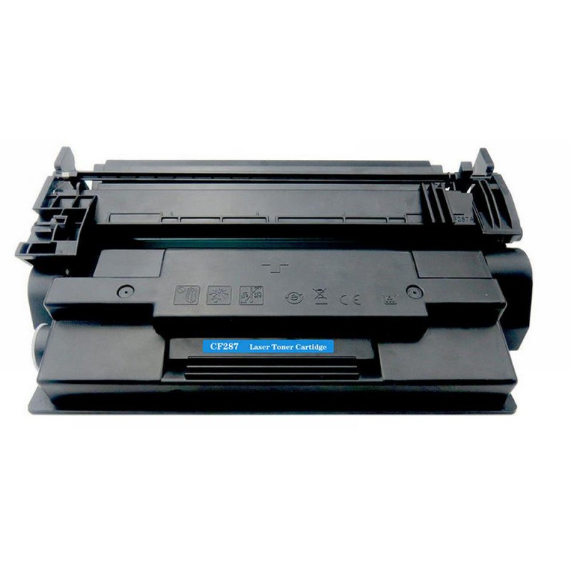 HP CF287A Black Toner Cartridge-HP 87A