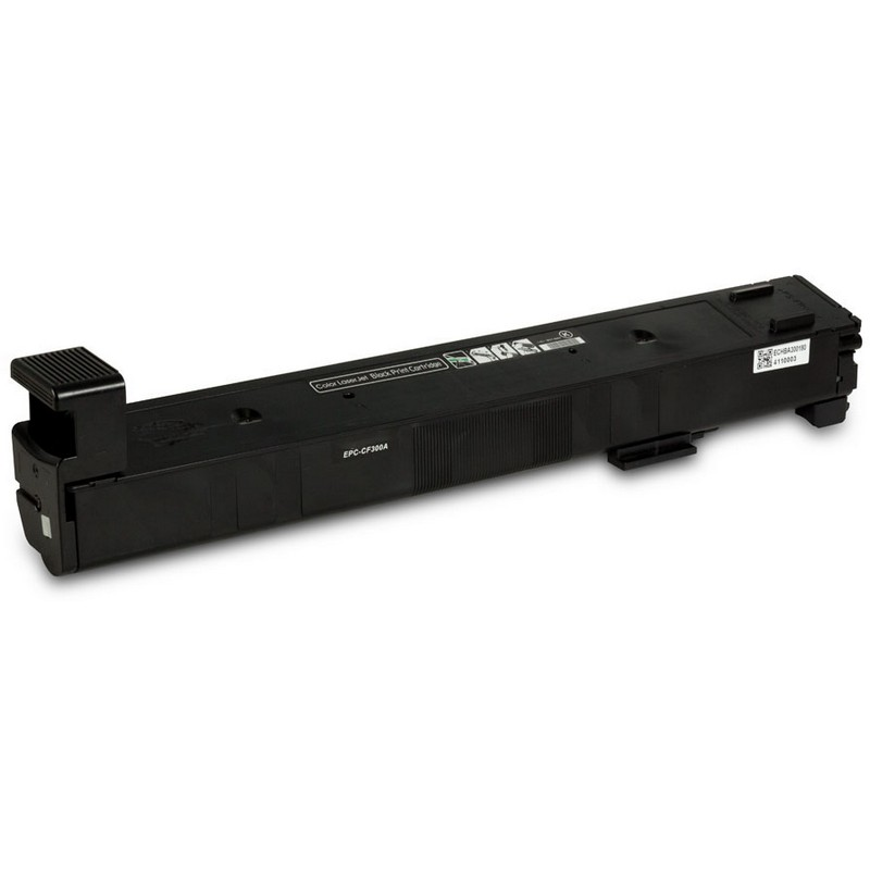 HP CF300A Black Toner Cartridge-HP 827A