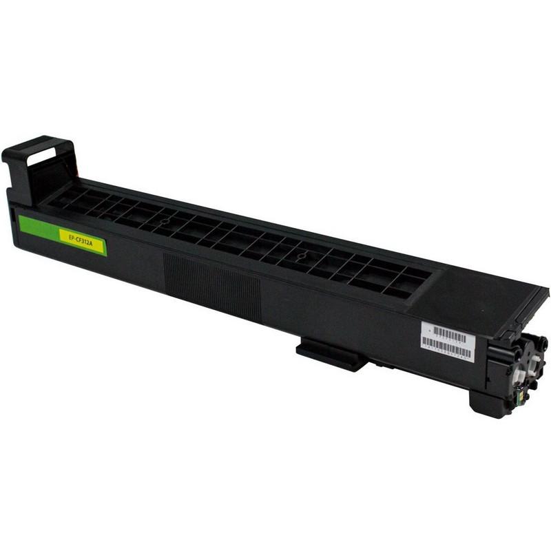 HP CF312A Yellow Toner Cartridge-HP 826A