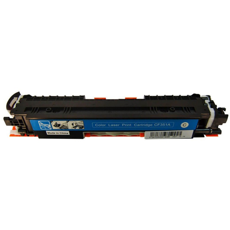 Cheap HP CF351A Cyan Toner Cartridge-HP 130A