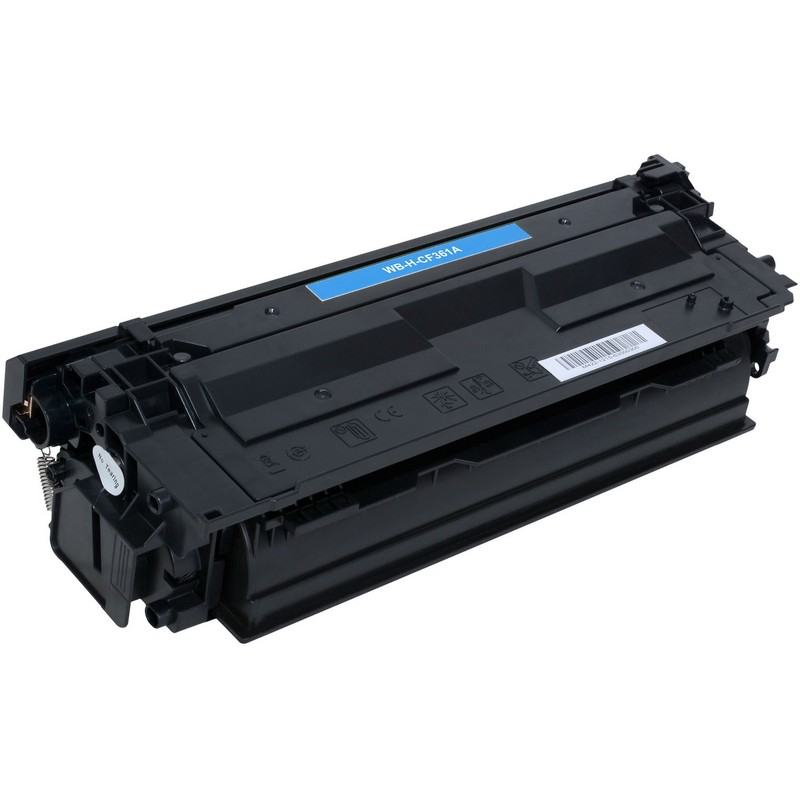 HP CF361A Cyan Toner Cartridge-HP 508AC
