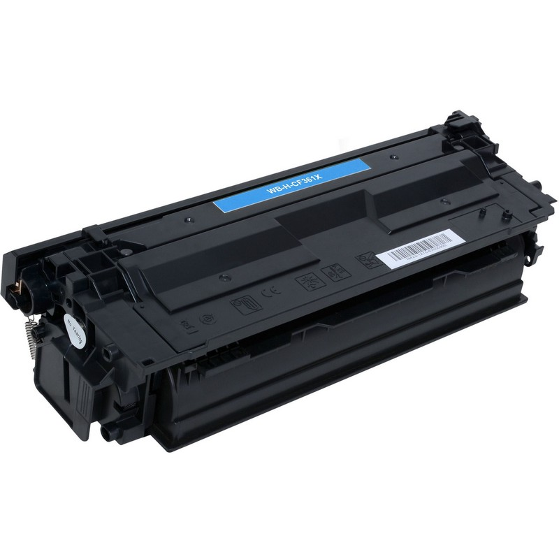 HP CF361X Cyan Toner Cartridge-HP 508XC