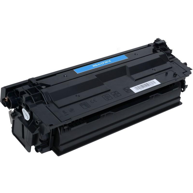 HP CF361X Cyan Toner Cartridge-HP 508XC