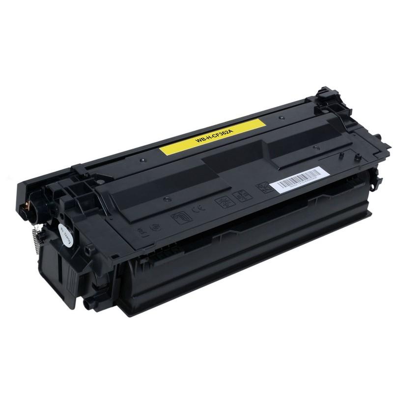 HP CF362A Yellow Toner Cartridge-HP 508AY