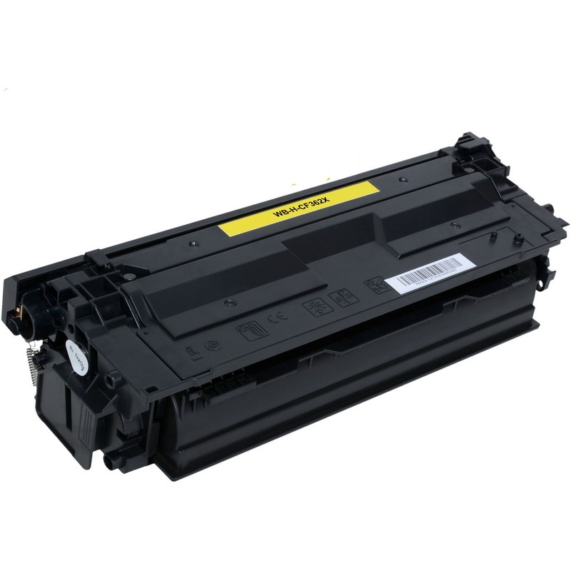 HP CF362X Yellow Toner Cartridge-HP 508XY