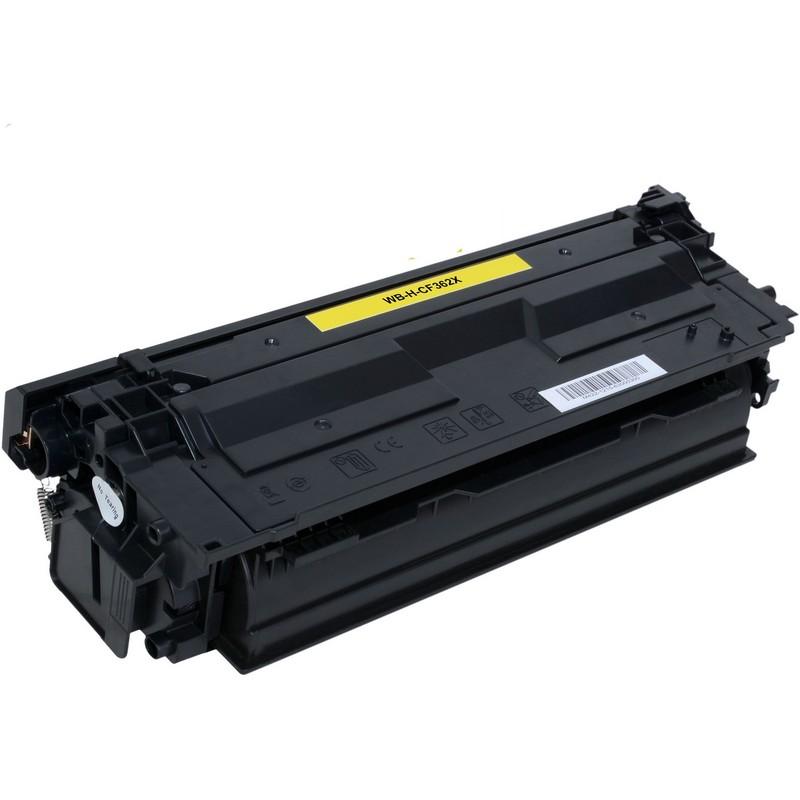 HP CF362X Yellow Toner Cartridge-HP 508XY