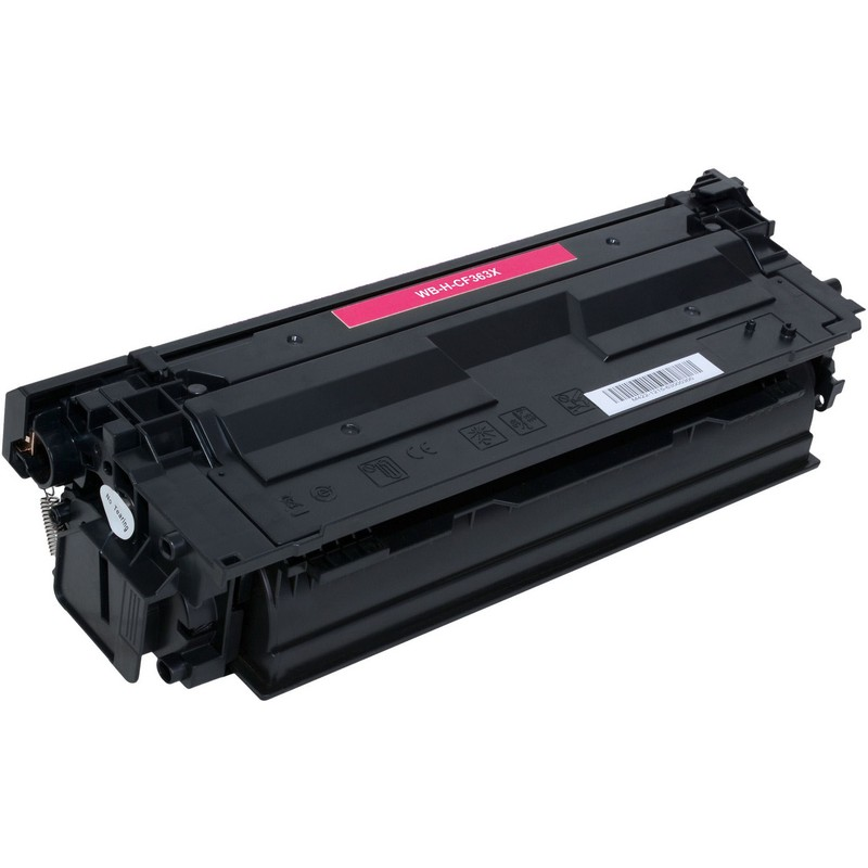 HP CF363X Magenta Toner Cartridge-HP 508XM