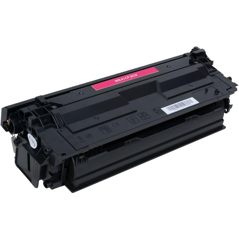 HP CF363X Magenta Toner Cartridge-HP 508XM