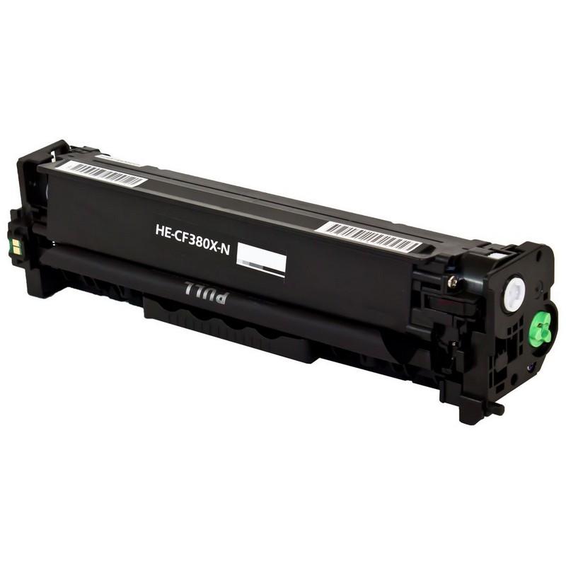 HP CF380X Black Toner Cartridge-HP 312X