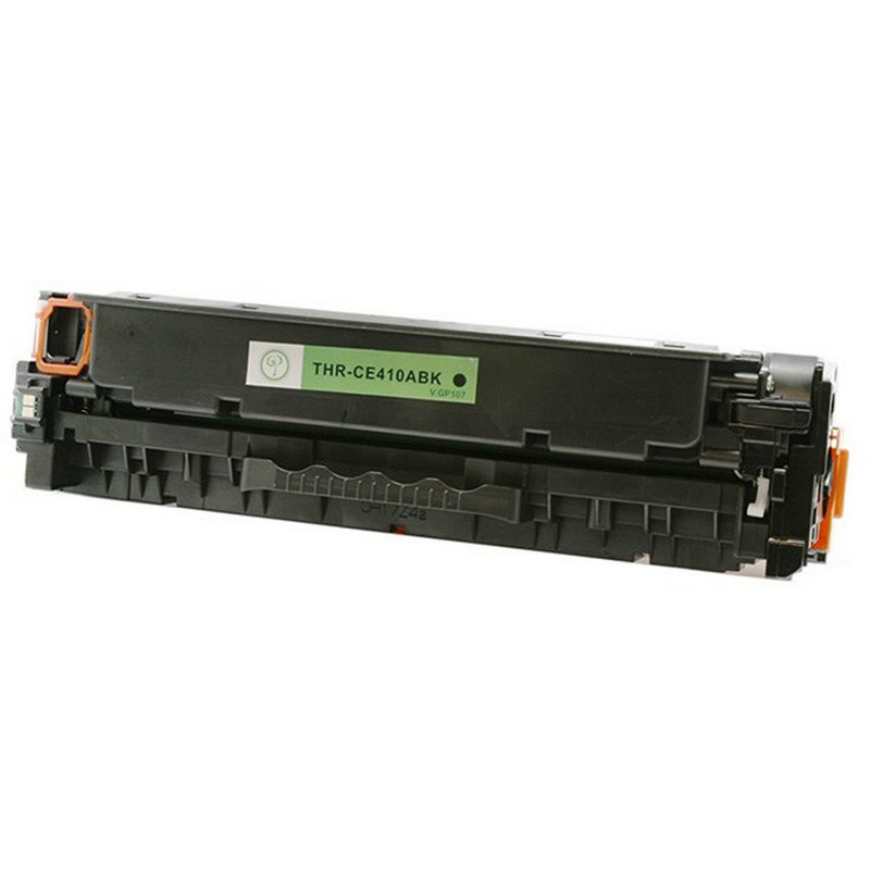 HP CF410A Black Toner Cartridge-HP 410ABK