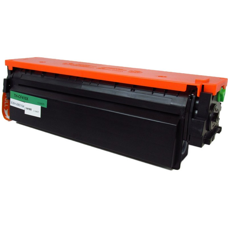 HP CF410X Black Toner Cartridge-HP 410XBK
