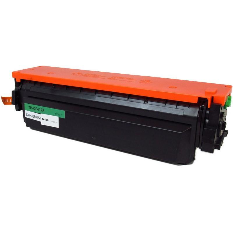 HP CF412X Yellow Toner Cartridge-HP 410XY