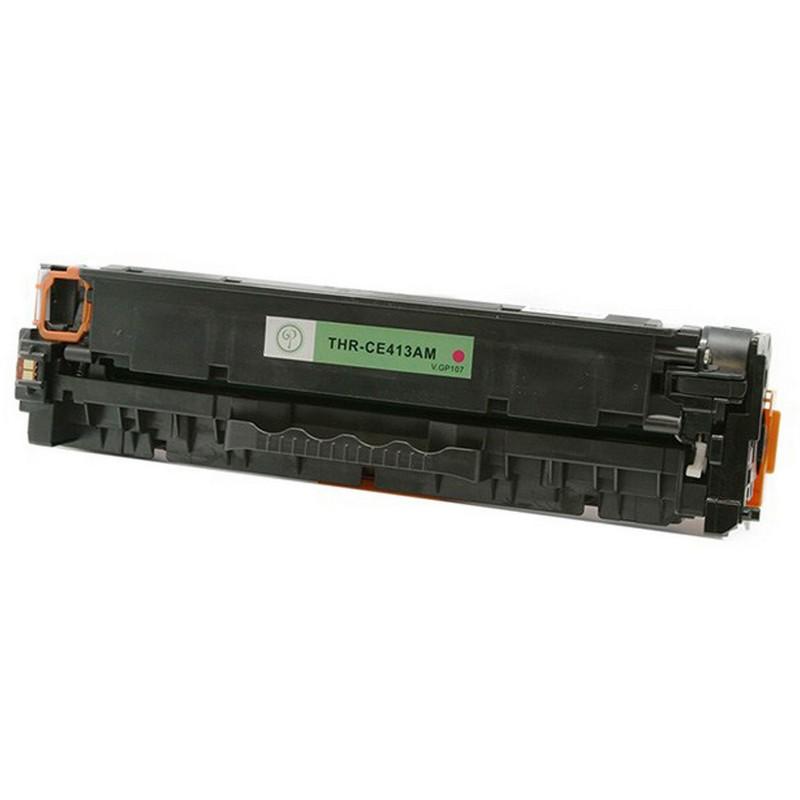 HP CF413A Magenta Toner Cartridge-HP 410AM