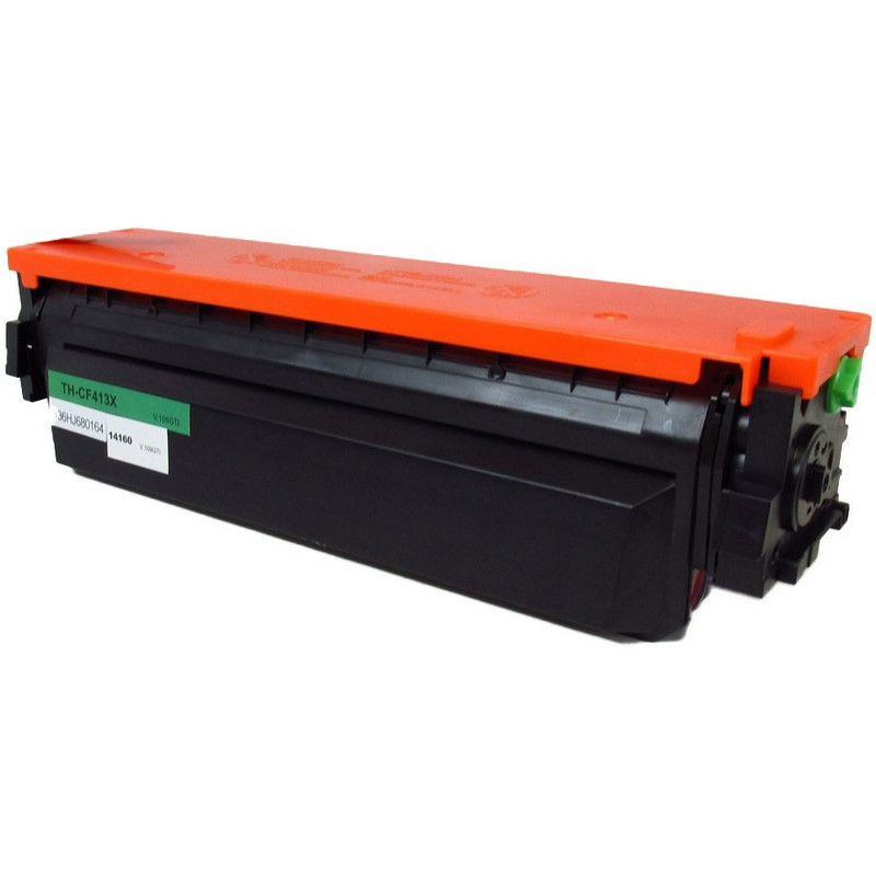 HP CF413X Magenta Toner Cartridge-HP 410XM