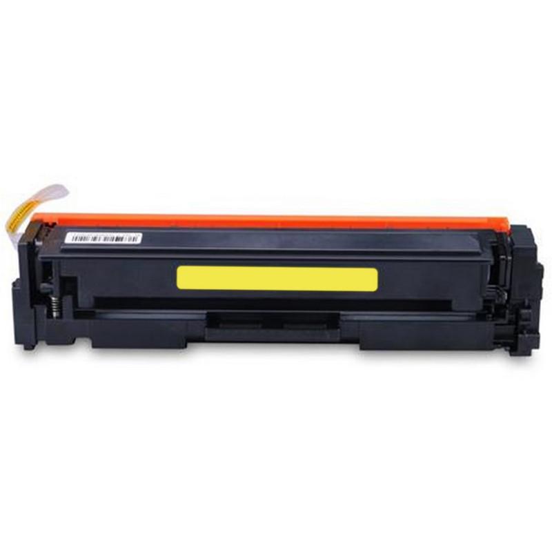 HP CF502A Yellow Toner Cartridge-HP 202AY