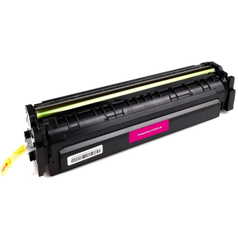 HP CF503X Magenta Toner Cartridge-HP 202XM