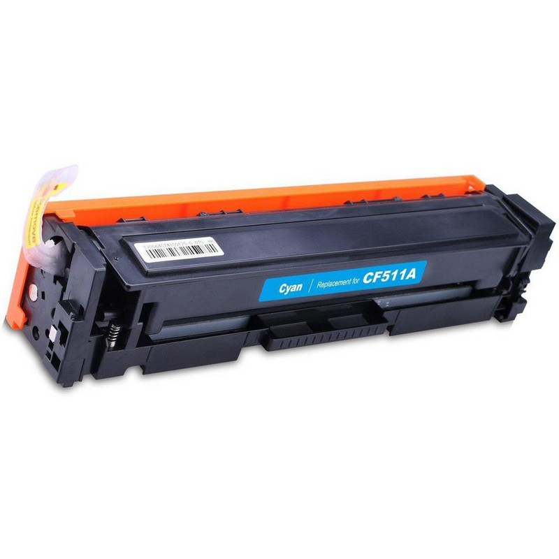 HP CF511A Cyan Toner Cartridge-HP 204A