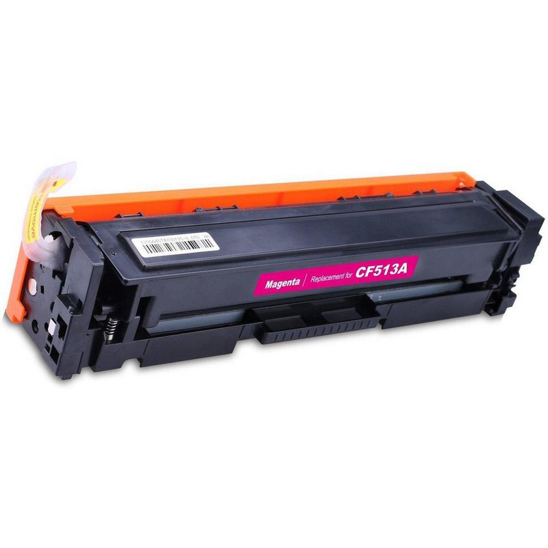HP CF513A Magenta Toner Cartridge-HP 204A
