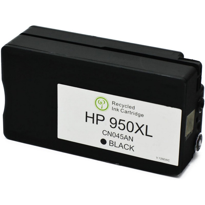 HP CN045AN Black Ink Cartridge-HP #940XLB